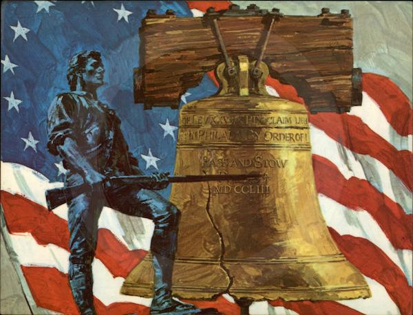 American Revolution Bicentennial - The Liberty Bell March