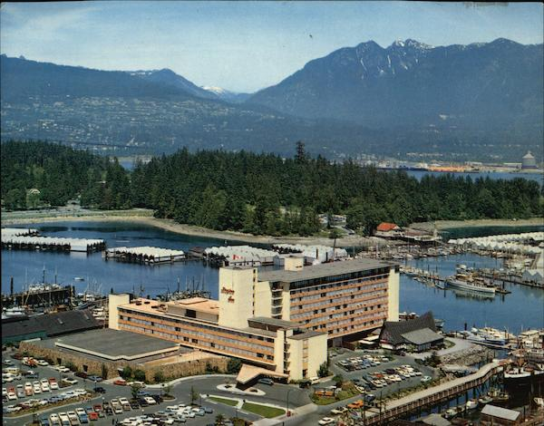 The Bayshore Inn Vancouver Canada British Columbia