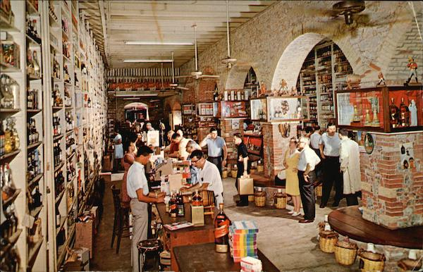 A.H. Riise - Largest Liquor Store in the West Indies St. Thomas Virgin Islands