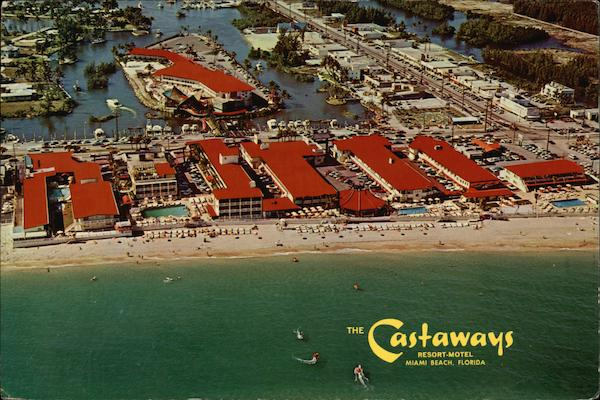 Castaways Hotel Miami Beach