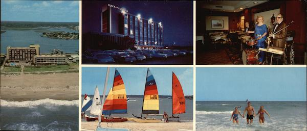Blockade Runner Motor Hotel Wrightsville Beach North Carolina