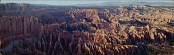 Aerial View of Bryce Canyon National Park