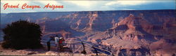 Grand Canyon Large Format Postcard