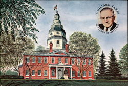 Maryland State House - 1772