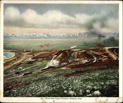 Great Utah Copper Company Large Format Postcard
