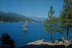 Hume Lake - Sequoia National Forest in Kings Canyon