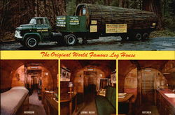 The Original World Famous Log House