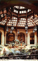 Biltmore House and Gardens - The Palm Court