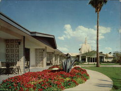 The San Marcos Resort Large Format Postcard