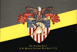The Academy Crest - United States Military Academy
