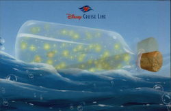 Disney Cruise Line Large Format Postcard
