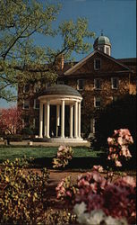 University of North Carolina - Old Well and South Building