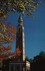 University of North Carolina - Morehead-Patterson Bell Tower