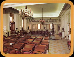 Old Hall of Delegates - Capitol Building