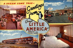 Greetings from Covey's Little America