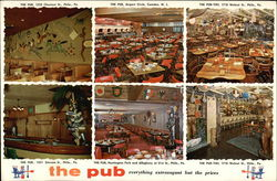 The Pub - Everything Extravagant but the Prices