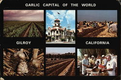 Garlic Capital of the World