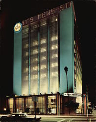 Eleven-Story Gulf American Building