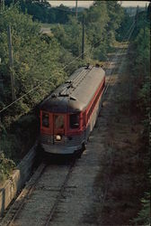East Troy Trolley Museum - North Shore Line Coach 757