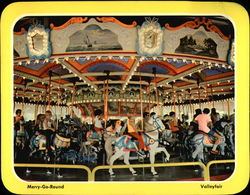 Merry-Go-Round - Valleyfair