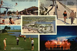 Cape Coral, Florida's Waterfront Wonderland Large Format Postcard