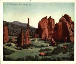 Cathedral Spires - Garden of the Gods