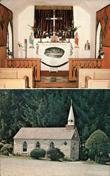 Smallest Church in the Pines