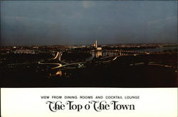 The Top of the Town Restaurant and Cocktail Lounge