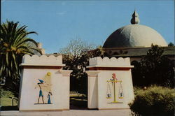 Portal to Rosicrucian Park