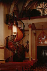 Our Lady of Light Chapel - Staircase