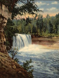 The Tahquamenon Falls