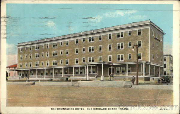 The Brunswick Hotel Old Orchard Beach Maine