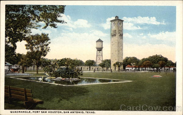 Fort Sam Houston (Joint Base San Antonio) Directory ...