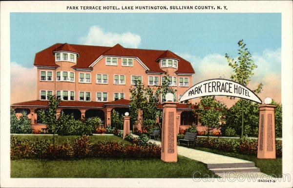park terrace hotel lake huntington ny