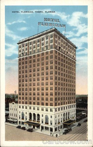 Hotel Floridan Tampa