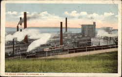 The Solvay Process Co