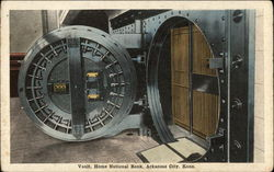 Home National Bank - Vault