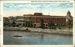 New Fort Pierce Hotel on Indian River