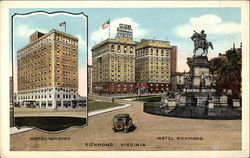 Hotel William Byrd; Hotel Richmond