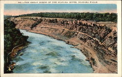The Great Gorge of the Niagara River