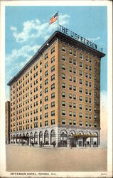 View of the Jefferson Hotel