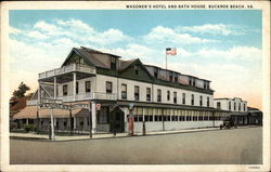 Wagoner's Hotel and Bath House