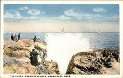 The Churn, Marblehead Neck