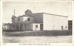 Battey General Hospital - Post Theatre