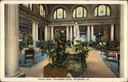 Palm Court, Jefferson Hotel