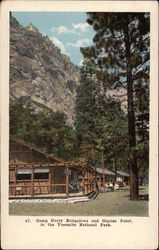 Camp Curry Bungalows and Glacier Point