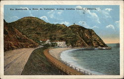 The Boardwalk to St, Catherine, Avalon