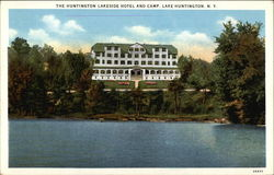 The Huntington Lakeside Hotel and Camp