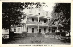 Huntington Lodge