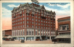 Alex Johnson Hotel, in the Black Hills